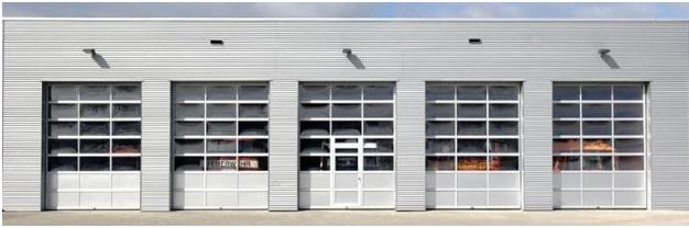 pittsburgh commercial garage doors