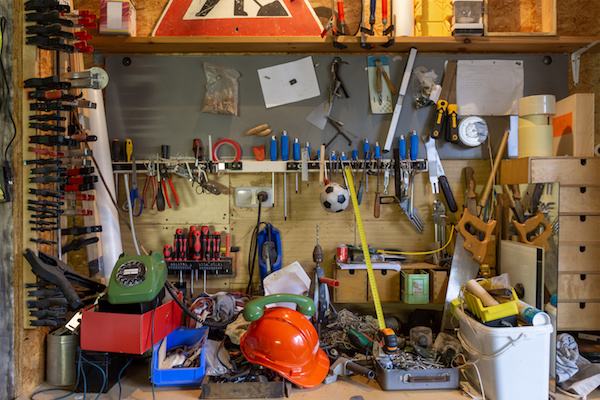6 Clever Ways To Organize Your Garage Giel Garage Doors