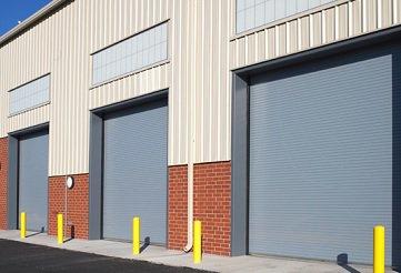 garage doors commercial location